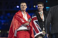 Er ist einer von vier Zentralschweizer Medaillengewinnern. (Bild: Swiss Skills)