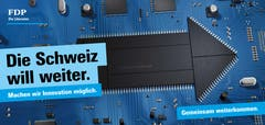 Innovationen und Digitalisierung sind zentrale Themen für die FDP. (Bild: FDP)