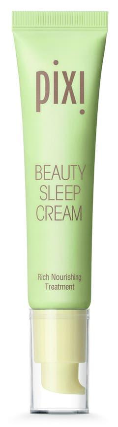 Für die Jüngeren Die Beauty Sleep Cream des trendigen Labels Pixi ist gut für normale Haut. Sie befeuchtet und regeneriert. 30 Franken