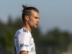 Captain Valentin Stocker ist für den FCB noch etwas wert (Bild: KEYSTONE/GEORGIOS KEFALAS)