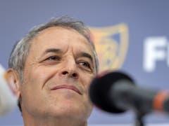 In den zwölf Monaten seiner Tätigkeit konnte Marcel Koller den FC Basel enorm stabilisieren (Bild: KEYSTONE/GEORGIOS KEFALAS)