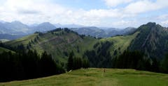 Wanderwetter im Alpstein. (Bild: Doris Sieber)