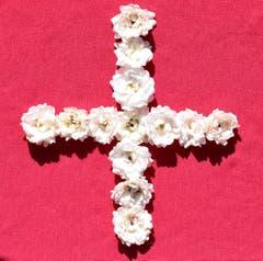 Swiss National Day - Schweizer Bundesfeiertag - Fête nationale suisse - Festa nazionale svizzera. Celebrating the 1st of August 2019 with roses! (Crystal Fairy)(Bild: Sharlene Sutter)