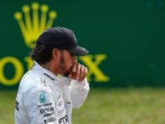 Lewis Hamilton gewann in Ungarn zum siebenten Mal (Bild: KEYSTONE/EPA MTI/ZSOLT CZEGLEDI)
