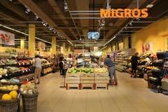 Alles für die Lagerküche: In der Migros Willisau kaufen jedes Jahr zahlreiche Sommerlager ein.