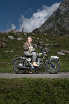Hugo (57) aus Oberaach TG. (Bild: Benjamin Manser)