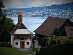 Die Kapelle St. German in Buonas. (Bild: Margrith Imhof-Röthlin, Buonas, 9. September 2019)
