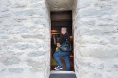 Am Tag der offenen Museggtürme sind Besucher eingeladen, acht der neun Türme zu besichtigen. (Bild: Eveline Beerkircher, Luzern, 14. September 2019)
