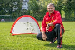 Turnierorganisator Sandro Longoni (Bild: Claudio de Capitani)