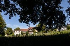 Das Burgweier-Areal liegt am Rand des Siedlungsgebiets des Lachen- und des St.Otmar-Quartiers.