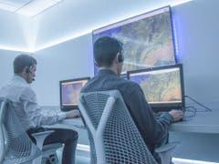 Das Luftraumüberwachungssystem «Skyview» der französische Rüstungsfirma Thales erhielt den Zuschlag. (Bild: Quelle: Thales)
