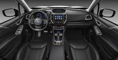 Subaru Forester e-Boxer. (Bild: Subaru)