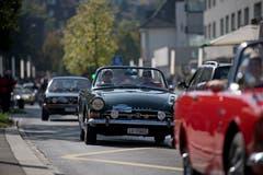 Sunbeam Alpine 1965 (Bild: Corinne Glanzmann, Horw, 22. September 2019)