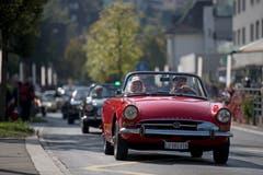 Mercedes Benz 60er Jahre (Bild: Corinne Glanzmann, Horw, 22. September 2019)