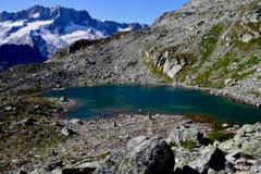 Die schöne, wilde Bergwelt auf der Göscheneralp. (Bild: Daniela Hofer, Göscheneralp, 21. September 2019)
