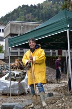 Gabriela Lutz ist Biologielehrerin an der Kanti Wattwil und die Projektleiterin. (Bild: Timon Kobelt, 25.09.2019)