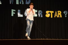 Serhan als «Beatboxer».