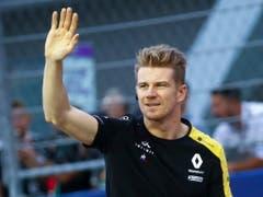 Nico Hülkenberg wird sich wahrscheinlich aus der Formel 1 verabschieden müssen (Bild: KEYSTONE/EPA/DIEGO AZUBEL)