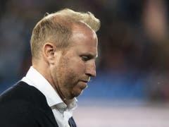 Ludovic Magnin erlebt mit dem FCZ in diesen Monaten mehr Leid als Freud (Bild: KEYSTONE/ALESSANDRO DELLA VALLE)