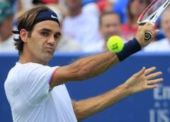 2012: Halbfinal Cincinnati: Federer s. Wawrinka 7:6 (7:4), 6:3Noch immer hat Stan Wawrinka kein Tie-Break gegen Roger Federer gewinnen können. Deshalb schafft es der Baselbieter in den Final von Cincinnati, wo er auch Novak Djokovic bezwingen kann und damit das Turnier gewinnt. (Bild: Keystone)