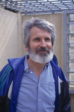 Walter Stürm im Jahr 1993. (Bild: Keystone)