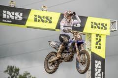 Am Sonntag fand in Malters das Motocross statt. (Bild: Pius Amrein, Malters, 8. September 2019)