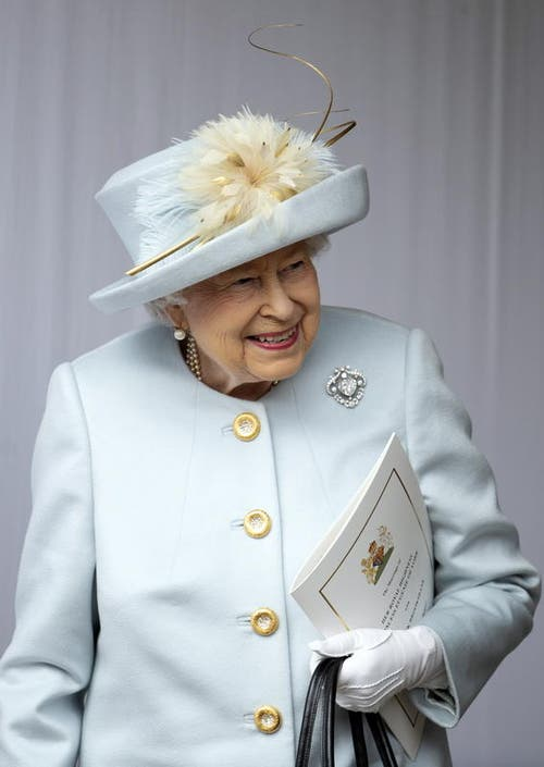 Königin Elizabeth II. (Bild: Will Oliver/EPA (Windsor, 12. Oktober 2018))