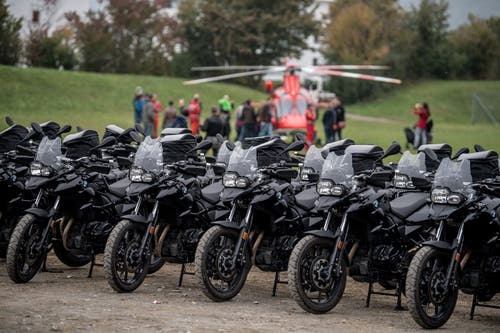 und Motorräder. (Bild: Nadia Schärli (Stans, 20. Oktober 2018))