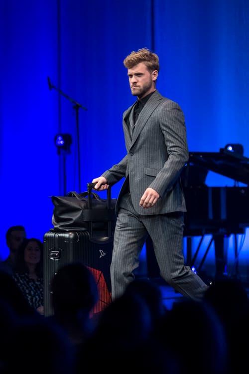 Impressionen von der Fashion Show. (Bild: Pius Amrein, 24. Oktober 2018)