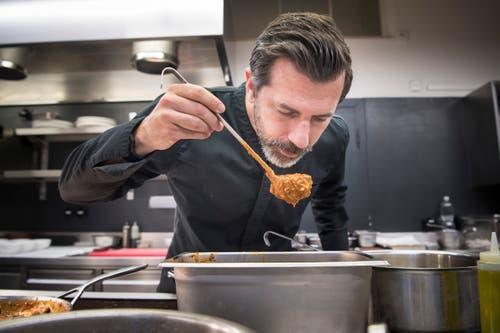 Andreas Caminada: «Bei Gastköchen lassen wir Ihnen den Vortritt.»