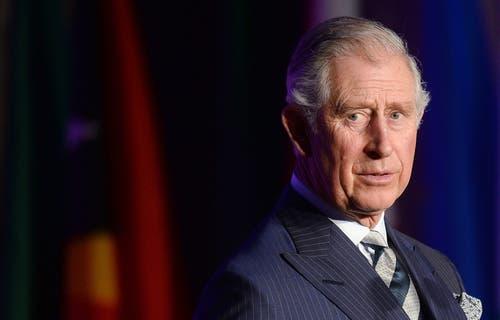 Prinz Charles bei seiner Rede an der International Conservation Caucus Foundation in Washington DC am 19. März 2015. Der Kronzprinz besuchte mit seiner Gattin die USA. (Bild: Archiv/EPA/OLIVIER DOULIERY)