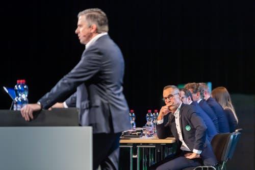 Finanzchef Christoph Hammer.