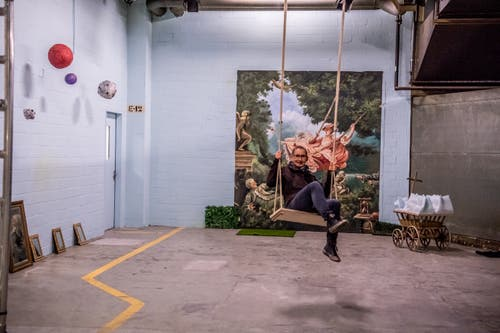 Das Theaterstück besteht aus 60 Szenen. (Bild: Nadia Schärli (Emmenbrücke, 20. November 2018))