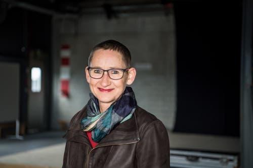 «Im Stück geht es um Erinnerungen, um die Frage, was es braucht zum Glück», sagt Windlin. «Glück findet man überall, in Esoterik, Neurowissenschaft, im Wirtschaftsleben. Glück hat aber auch viel mit Erinnerungen zu tun, mit Gegenständen, Geräuschen – sie sind der Boden, auf dem das Leben weitergeht.» (Bild: Nadia Schärli (Emmenbrücke, 20. November 2018))