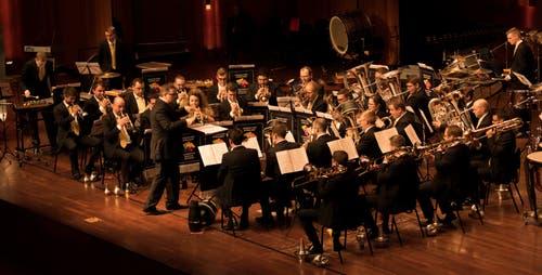 Brass Band Bürgermusik Luzern.