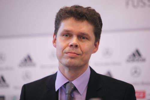 Platz 10: Sportradar-Geschäftsführer Carsten Koerl: 1 bis 1,5 Mia. (Bild: imago/Martin Hoffmann)
