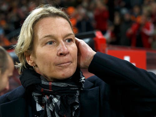 Das sechsjährige Engagement der deutschen Nationaltrainerin Martina Voss-Tecklenburg in der Schweiz scheint kein Happy End zu finden (Bild: KEYSTONE/SALVATORE DI NOLFI)