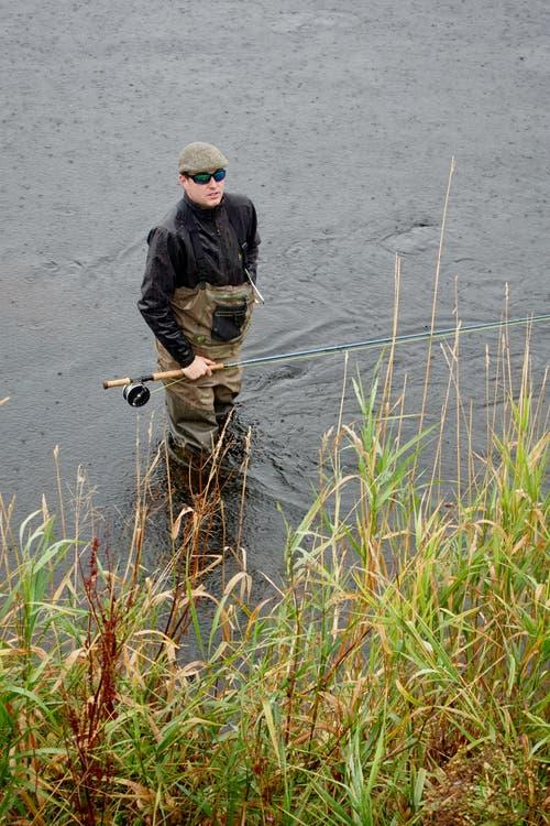 In Schottland liegt Fischen im Trend, auch bei den Jungen.
