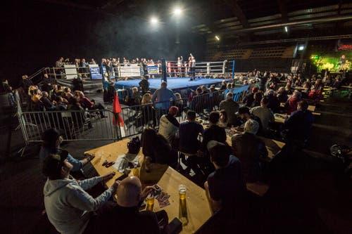 Boxing Day in der Bodensee-Arena in Kreuzlingen