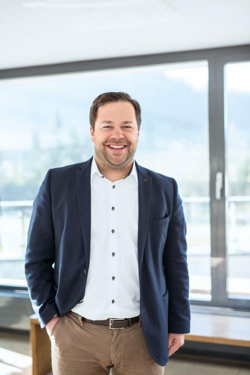 25. März: Philip Herrmann wird zum neuen Präsidenten der evangelischen Kirchgemeinde Wildhaus-Alt St.Johann gewählt. (Bild: Philipp Knoepfel)