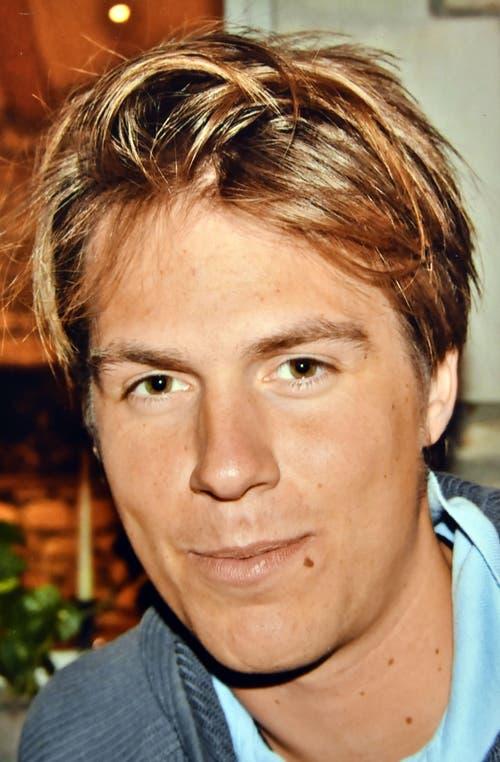 Wildes Haar und grosse Träume: Mit 20 liegt Samuel Schumacher die Welt vermeintlich zu Füssen.