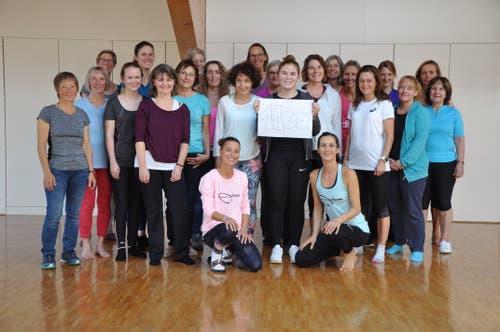 Die Spendenaktion «Antara im Schopf» in Gais brachte 1100 Franken zu Gunsten von OhO zusammen. (Bild: PD)