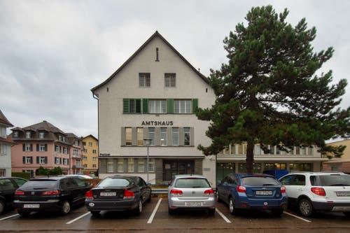 Seit 1933 gibt es im Dachgeschoss des Gossauer Amtshauses ein Gefängnis.