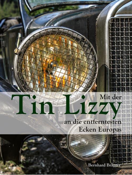 Das Titelbild von Bernhard Bräggers Buch. (Bild: PD)