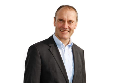 Urs Küchler, CVP Sarnen, bisher (Bild: PD)