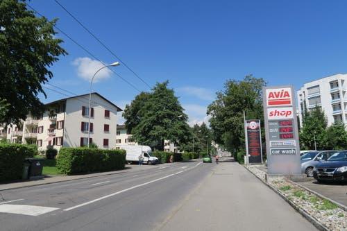 Weiter geht es in Richtung Vierwaldstättersee. (Bild: Stefanie Nopper / Luzernerzeitung.ch)