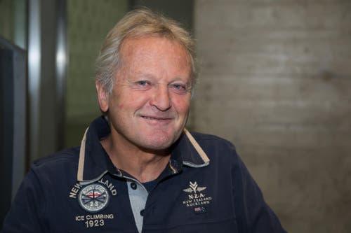 Ricardo Bischof (63), Stein SG: «Für mich als intensiven Zeitungsleser stimmt die Aufmachung. Die gleicht jetzt der NZZ.» (Bild: Nadia Schärli / Neue LZ)