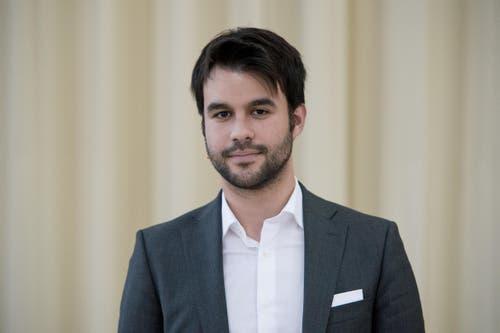Denis Kläfiger (BDP, neu): «Das Parkhaus Musegg heizt das Problem des schlechten Branchenmixes in der Altstadt weiter an.» (Bild: Pius Amrein / Neue LZ)