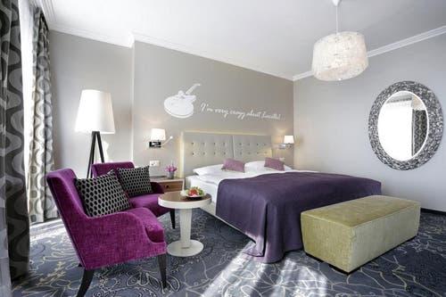 Superior-Zimmer 2. (Bild: PD / Elge Kennenweg)
