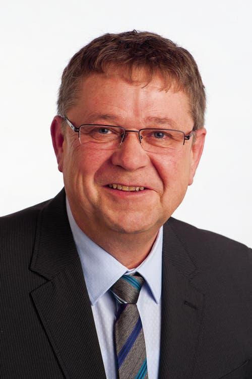 Tobias Käslin-Loretz, Beckenried, Dienstchef VBS, 1957, FDP, bisher. (Bild: PD)